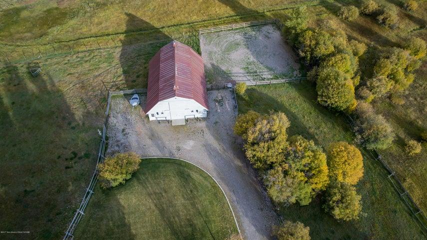 Barn aerial