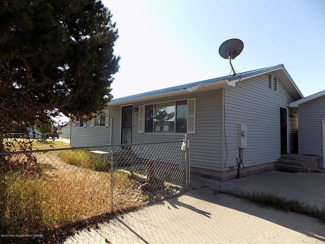 34 OPAL ST, Pinedale, WY 82941