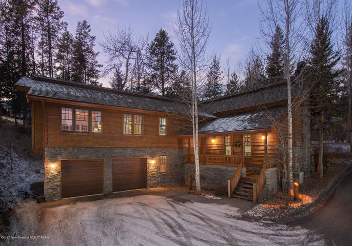 3102 W ARROWHEAD ROAD, Teton Village, WY 83025