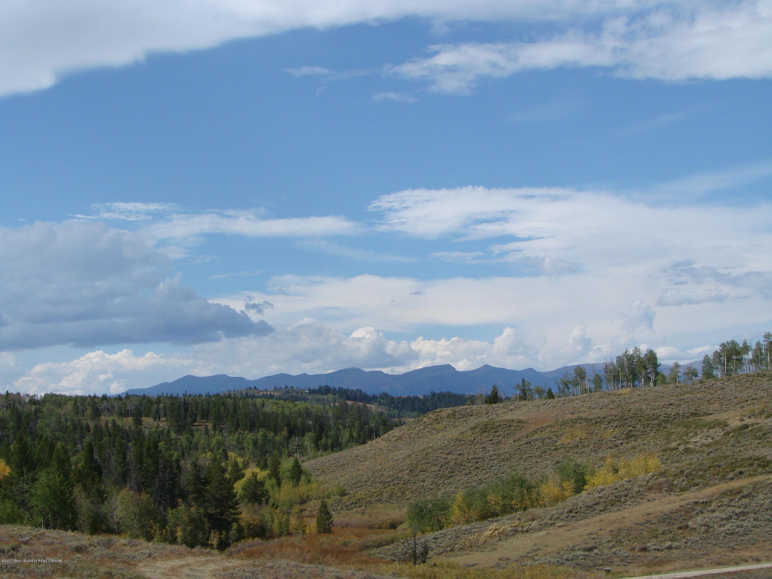 Ridgeline and Valley Views