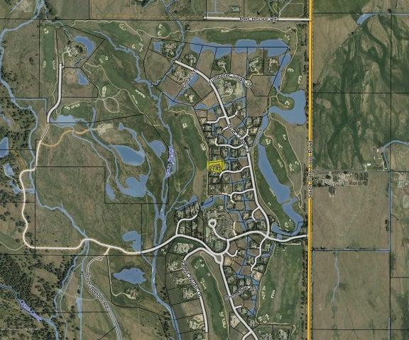 Locator Map - 3 Creek Cabin 4