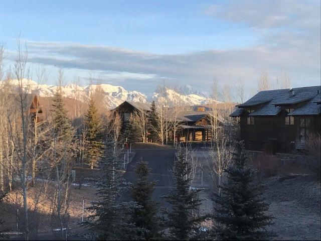 Views of Teton Range