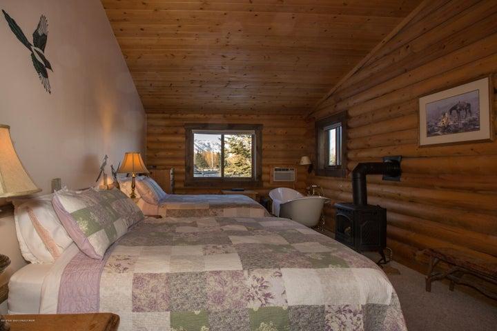 Bedroom 1 of 6 Grand Teton View