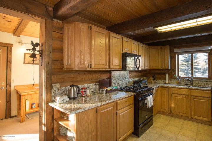 Kitchen Teton Views
