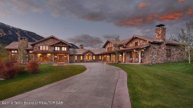 7165 JENSEN CANYON ROAD <br>Teton Village, WY