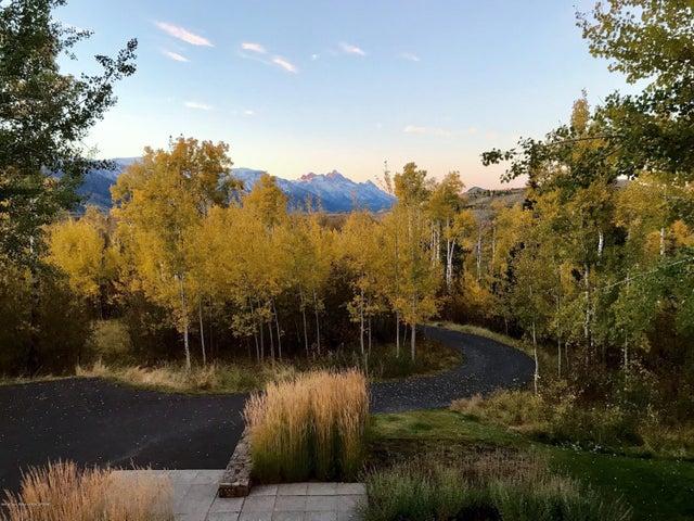 Views to north-fall