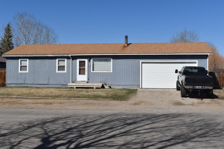 456 S. LINCOLN, Pinedale, WY 82941