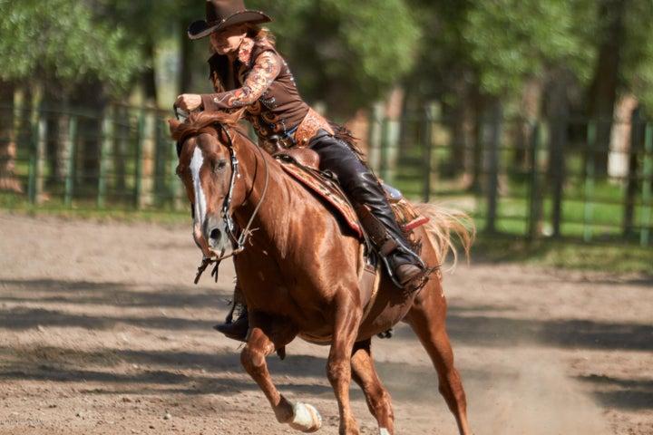 2. Horseback Riding