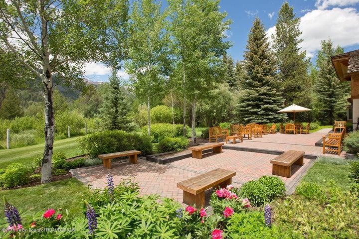 24 Rear Terrace, Gardens + Mountains