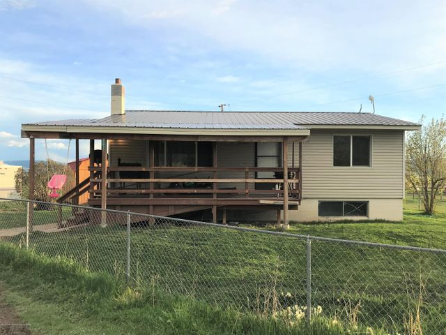 467 S GROVER RD, Grover, WY 83122
