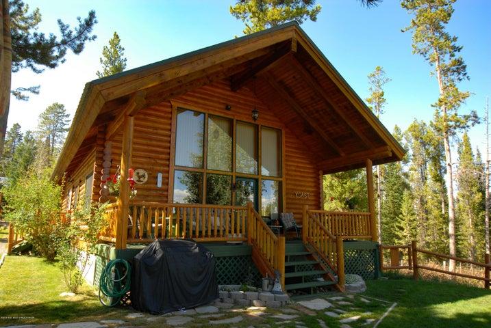6 FOREST LANE, Bondurant, WY 82922