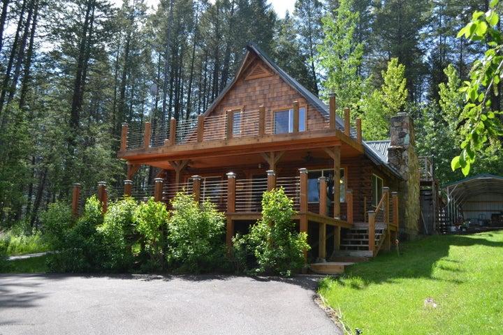 792 LODGE LN, Alpine, WY 83128