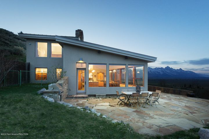 Sweeping Teton Views