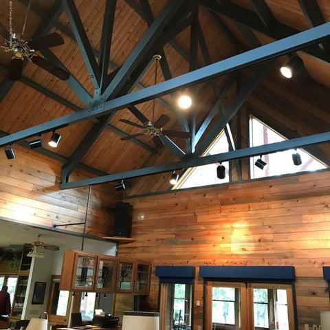 Scott vaulted ceiling