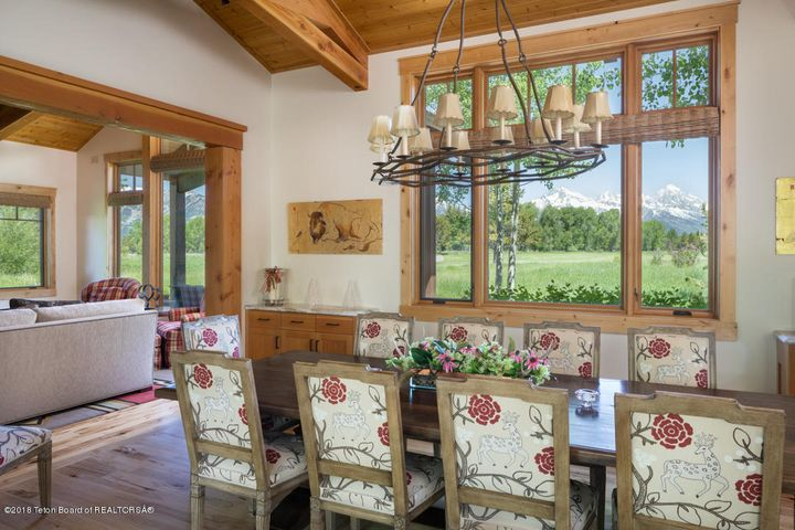 Dining Space with Views