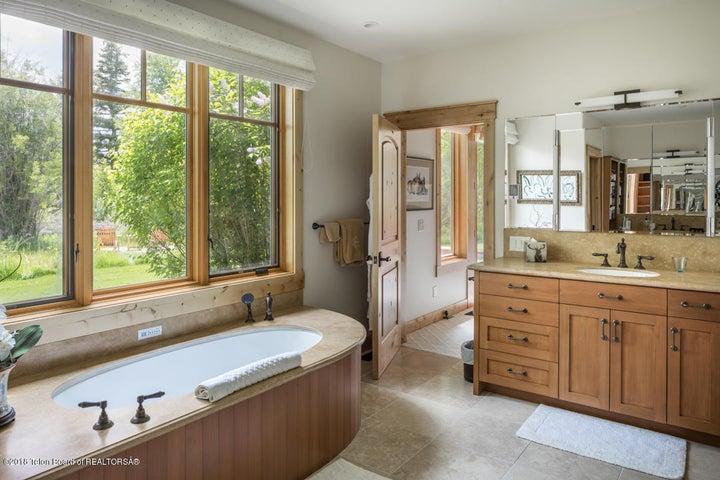 Exceptional Master Bath