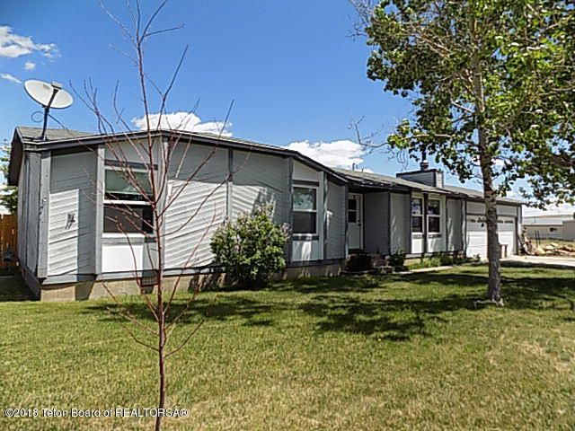 603 E FIFTH ST, Marbleton, WY 83113