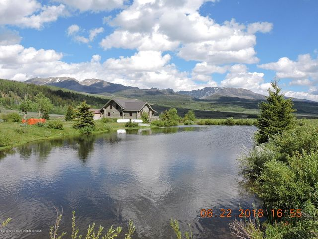 Fully Stocked Pond, Mountain Views, Borders USFS, Wildlife Galore!