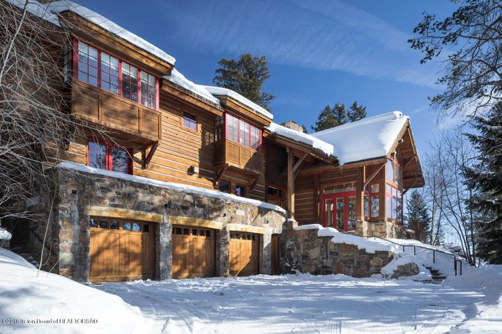 7750 GRANITE RIDGE ROAD  <br>Teton Village, WY