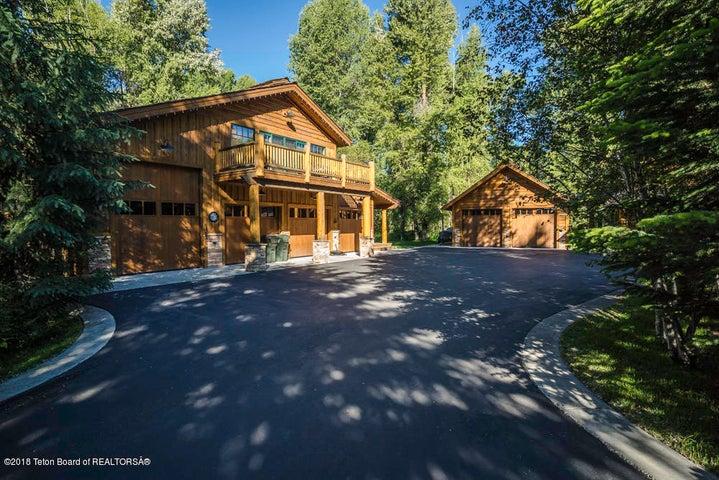 Guest House/Garages