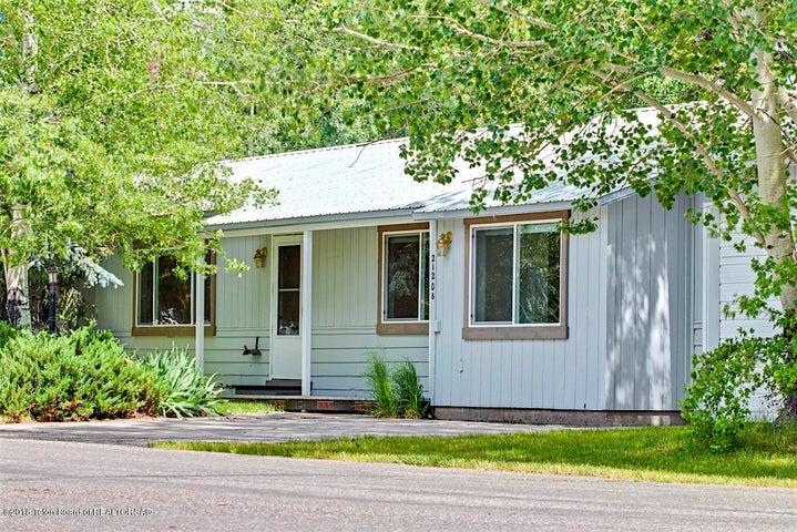 2120 CORNER CREEK LANE, Jackson, WY 83001