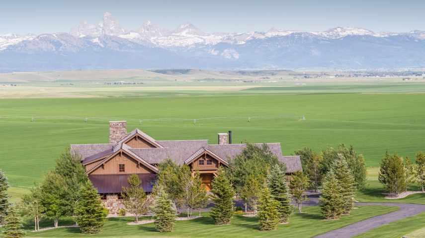 9685 RIVER RIM RANCH RD <br>Tetonia, ID