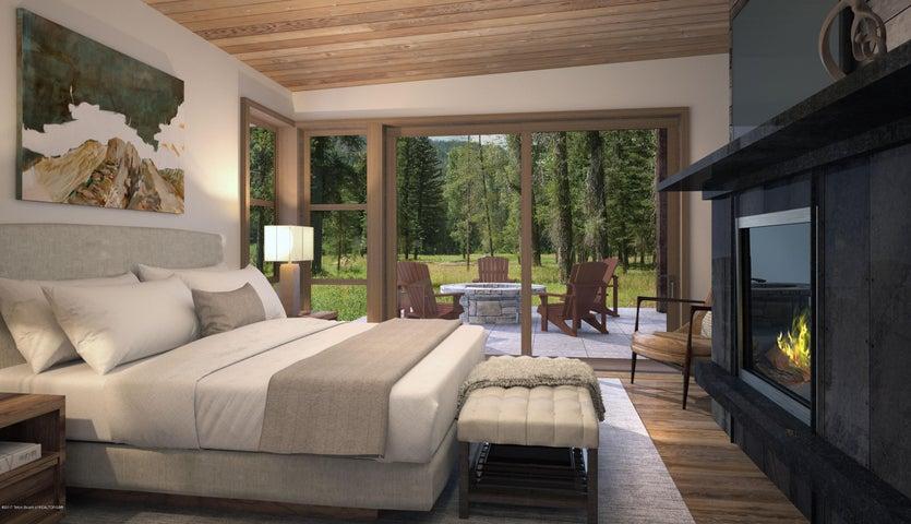 Astoria Lodge Interior