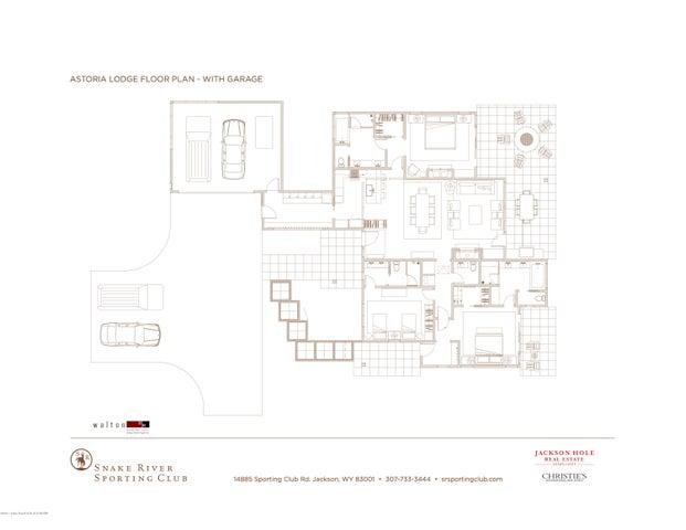 Astoria Floor Plan