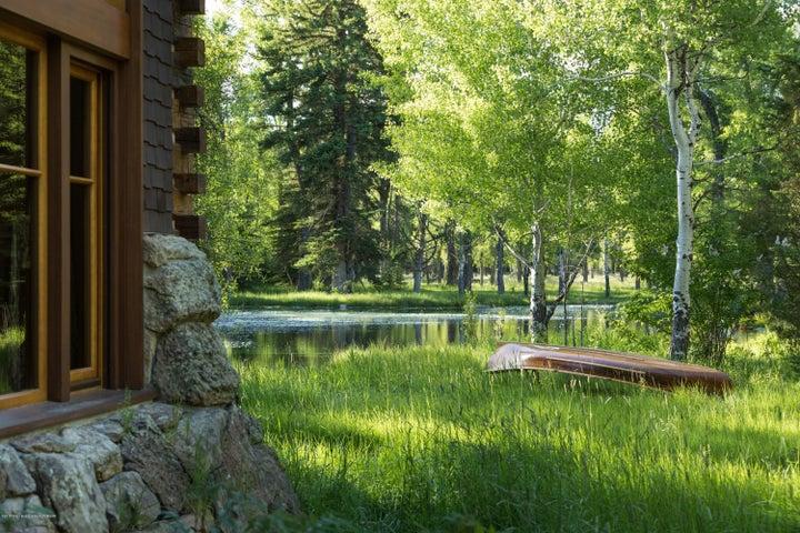 38. Exterior Pond
