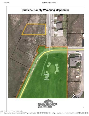 FAVAZZO WEST - LOT 14, Pinedale, WY 82941