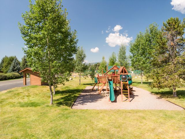 Rafter J playground