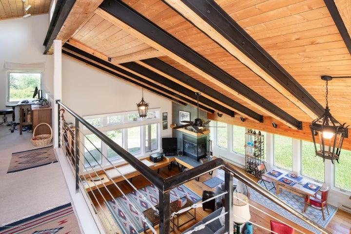 Living Room/ Loft