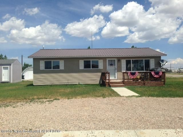 305 W FOURTH ST, Marbleton, WY 83113