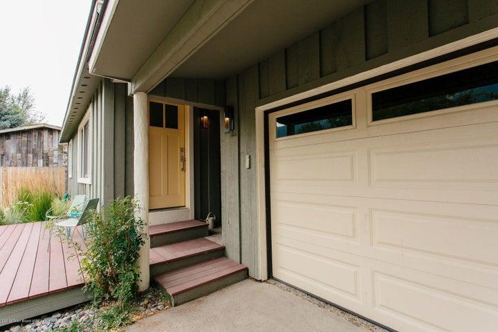 3. Garage - Entry