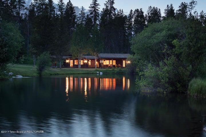 Evening Lodge