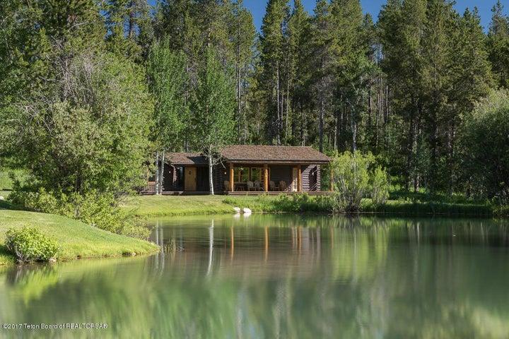 Pond to Liar's Den