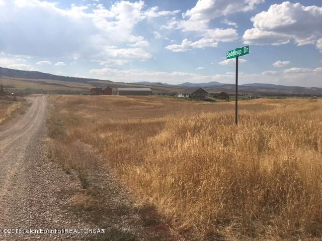 LOT 5 WESTERN DRIVE, Smoot, WY 83126