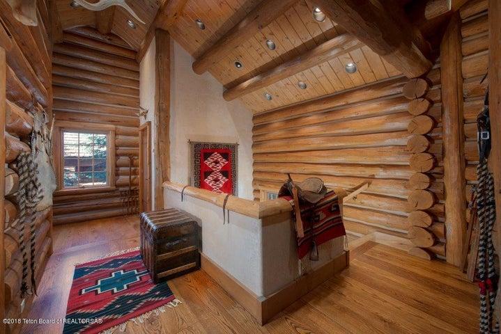Upstairs.Hallway.saddle