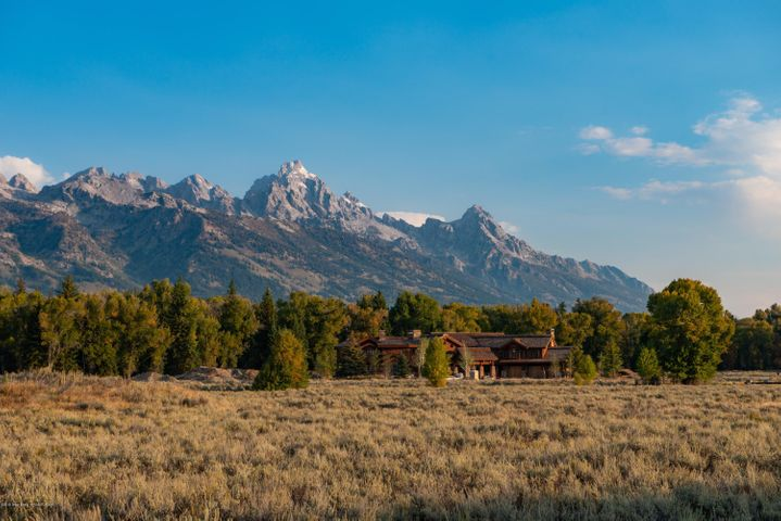 Main Teton View