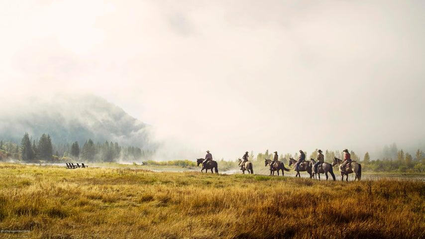 1. Horses on the Snake River
