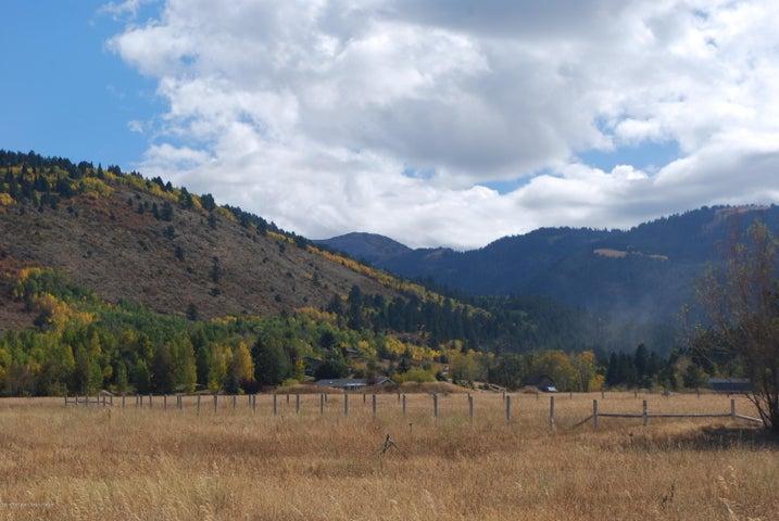 Fox Creek Canyon views