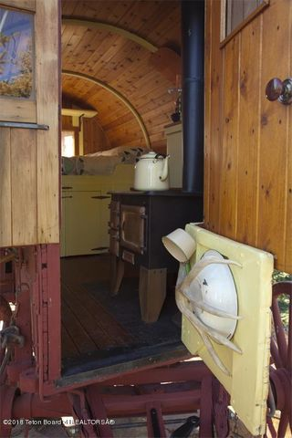 Shepherd'sWagon Interior