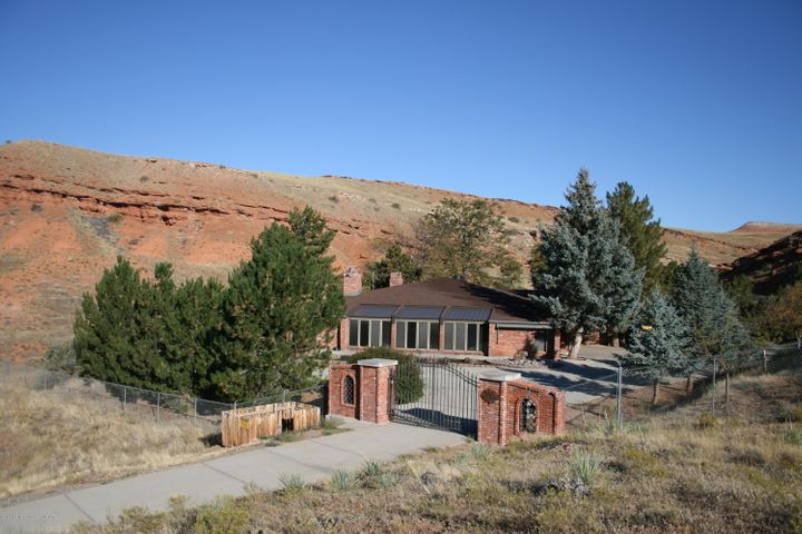 266 RIVER ROAD  <br>Thermopolis, WY