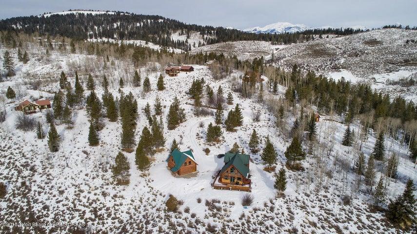 Weeks - Winter aerial