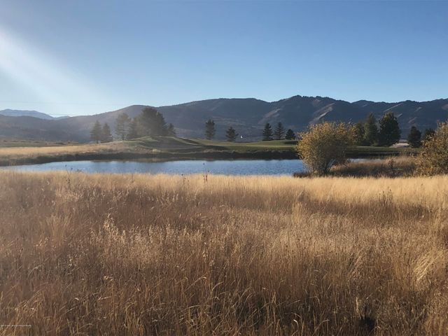 Gorgeous mountain and pond/lake views from home site.