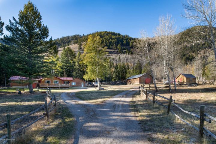 Wilson horse property