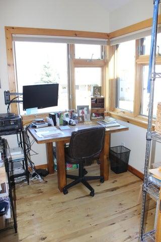 Office with Corner Windows