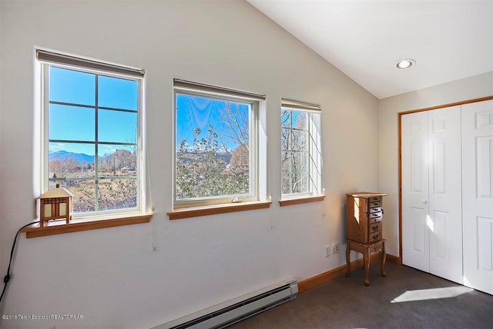 Master Bedroom - Teton Views