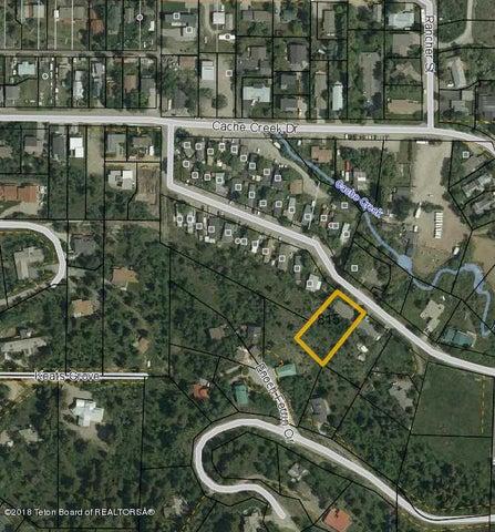 815 Upper Cache Creek Aerial 2