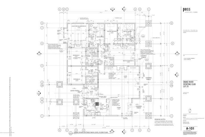 Tall Timber Floor Plan